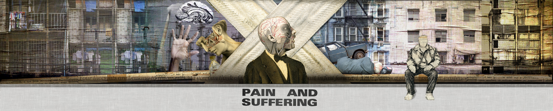 Pain And Suffering Project | Interdisciplinary Program